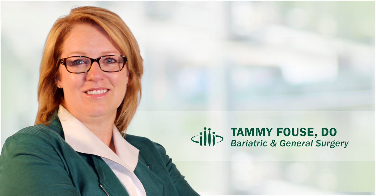 Welcome Tammy Fouse Do Bingham Memorial Hospital